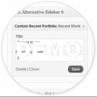 widgets-portfolio