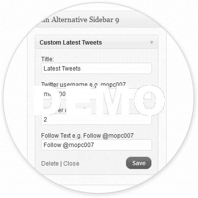 widgets-tweets