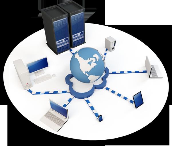 LOS Management - Datendrehscheibe